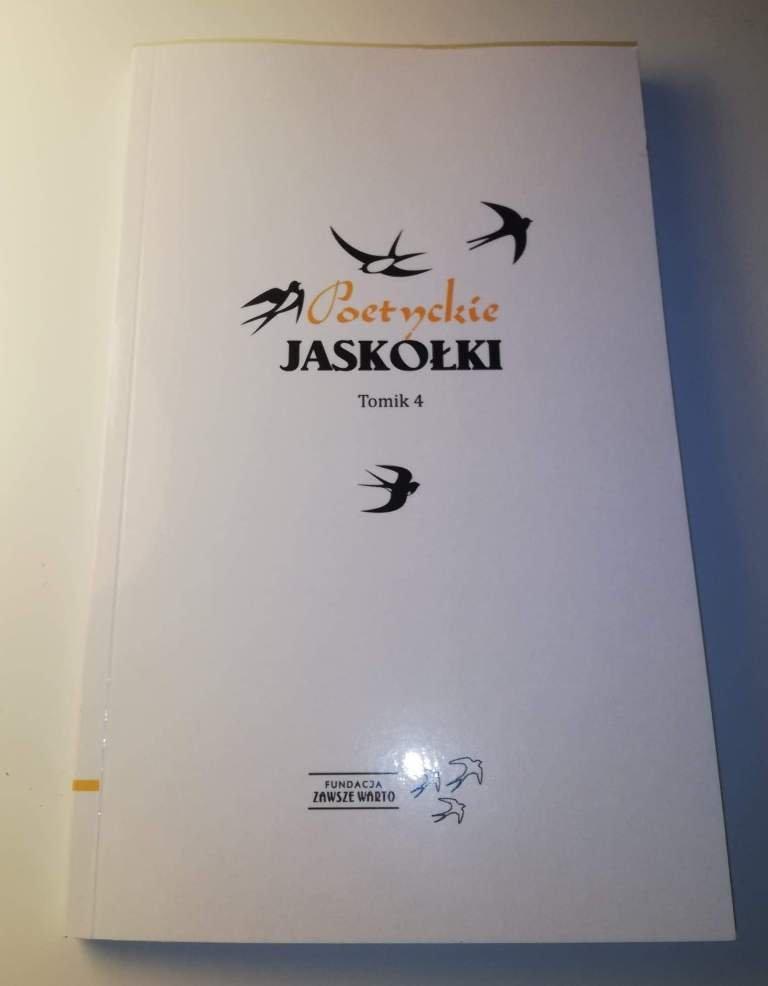 IV Ogólnopolski Konkurs Poetycki Jaskółki